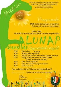 Falunap Bazsiban @ Bazsi | Veszprém | Magyarország