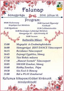 Falunap Sümegprága @ Sümegprága | Veszprém | Magyarország