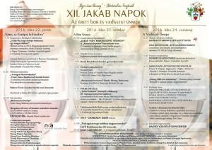 XII. JAKAB NAPOK @ Sümeg | Veszprém | Magyarország