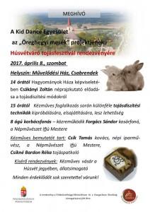 Húsvétváró tojásfesztivál @ Művelődési Ház | Csabrendek | Magyarország