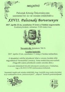 XXVII. Paloznaki Borverseny @ Faluház | Paloznak | Magyarország
