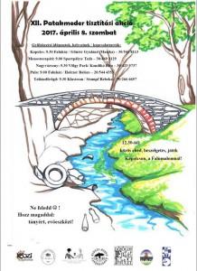 XII. Patakmeder tisztítási akció @ Kapolcs - Monsotorapáti - Nagyvázsony - Pula - Taliándörögd