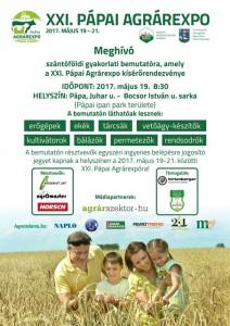 Pápai Agrárexpo @ Városi Sportcsarnok és környéke | Pápa | Magyarország