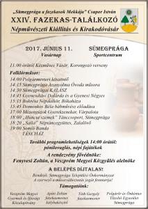 XXIV. Fazekas-találkozó @ Sportcentrum | Sümegprága | Magyarország