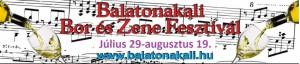 Balatonakali Bor és Zenei Fesztivál @ Balatonakali | Balatonakali | Magyarország