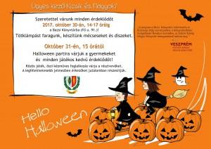 Halloween Parti @ Bazsi Könyvtár | Bazsi | Magyarország