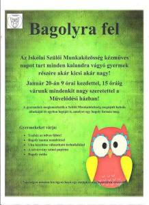 Bagolyra fel @ Nyirád Művelődési ház | Nyirád | Magyarország