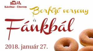 Borfőző verseny és Fánkbál @ Fék Príma Balatonakali | Balatonakali | Magyarország