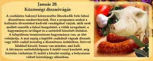 Nagyvázsonyi közösségi disznótor @ Ikszt Nagyvázsony | Nagyvázsony | Magyarország