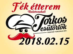 Torkos csütörtök a Fék étteremben @ Fék Étterem | Balatonakali | Magyarország