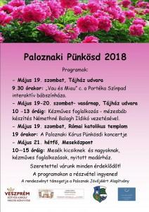 Paloznaki Pünkösd 2018 @ Tájház udvar | Paloznak | Magyarország