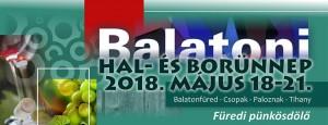 Balatoni Hal- és Borünnep @ Balatonfüred | Magyarország