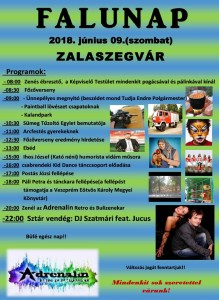 Falunap Zalaszegvár @ Zalaszegvár | Magyarország