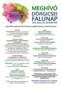 Dörgicsei Falunap @ Dörgicse | Magyarország