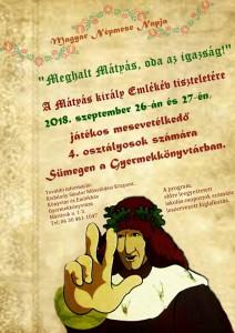 Magyar Népmese Napja @ Kisfaludy Sándor Művelődési központ | Sümeg | Magyarország