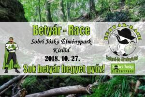 Betyár-Race Kaland-és Élményfutás Open családi programokkal @ Sobri Jóska Kalandpark | Kislőd | Magyarország