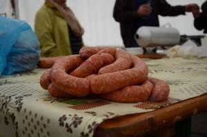 Kolbásztöltő, finomság készítő fesztivál @ Kultúrház melletti sátor | Tótvázsony | Magyarország