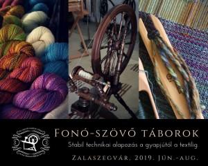 Fonó-szövő táborok @ Zalaszegvár | Magyarország