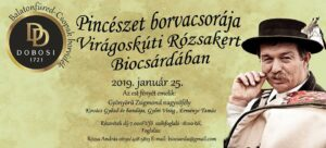 Dobosi Pincészet borvacsorája a Biocsárdában @ Virágoskúti Rózsakert Biocsárda