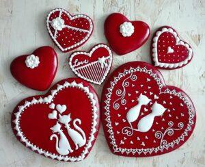 Valentinnapi workshop @ Levendulás mézeskalács
