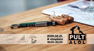 PultAlól 3. - VinoPiano @ VinoPiano-Borbár/Wine Bar