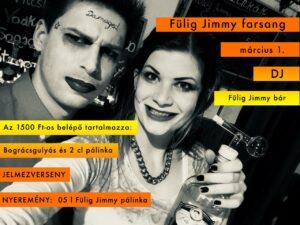 Fülig Jimmy Farsang 2019 @ Fülig Jimmy