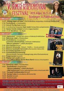 V. Sümegi Gesztenyevirág Fesztivál
