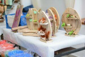 Húsvéti vásár és kézműves nap @ Tótvázsony kultúrház