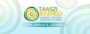 Tavaszi Tekergő - Veszprémi turisztikai szezonnyitó és vásár @ Veszprém