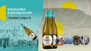 BalatonBor, a 4. kiadás - 2018-as évjáratpremier! @ Société Budapest