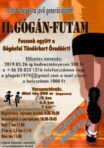 II. Gógánfa-futás