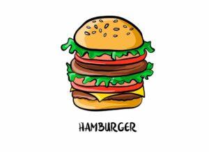 Hamburger délután Sümegprágán
