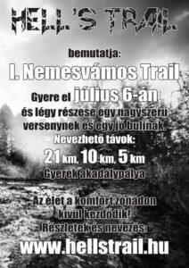 I. Nemesvámos Trail