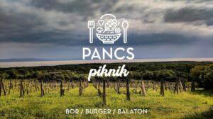 Pancs Piknik x Burger Show 4.0 @ Mörk Pincészet