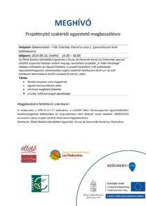 Projektnyitó szakértői egyeztető megbeszélés @ FÉK Üzletház