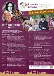 XIV. Romantikus Reformkor Fesztivál Balatonfüreden