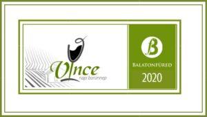 Vince napi borünnep- Balatonfüred 2020 @ Anna Grand Hotel Wine & Vital