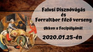 Falusi Disznóvágás @ Focipálya