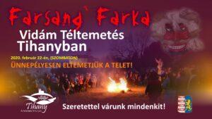 Farsang Farka- Vidám Téltemetés Tihanyban
