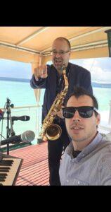 Nyárindító jazz-blues party a Konyha-Kertben @ Konyha-Kert Bisztró és Bár