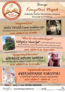 Könyvtári napok- Legkedvesebb népmesém @ Kisfaludy Sándor Művelődési Központ