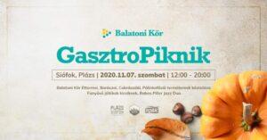 BalatoniKÖR GasztroPiknik-2.állomás, Siófok @ Plázs Siófok