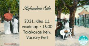 Reformkori Séta @ Vaszary Galéria