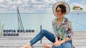 Sofia Balogh Singer // Tagyon Birtok @ Tagyon Birtok