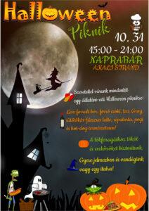 Halloween-piknik a Naprabárban @ Balatonakali